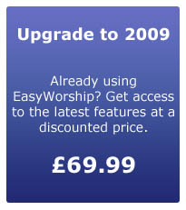Upgrade existing version for £69.99